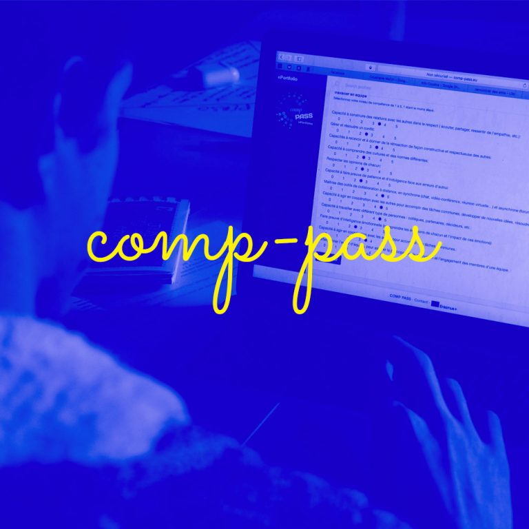 Comp-pass – gamification and digital tools to support NEETs