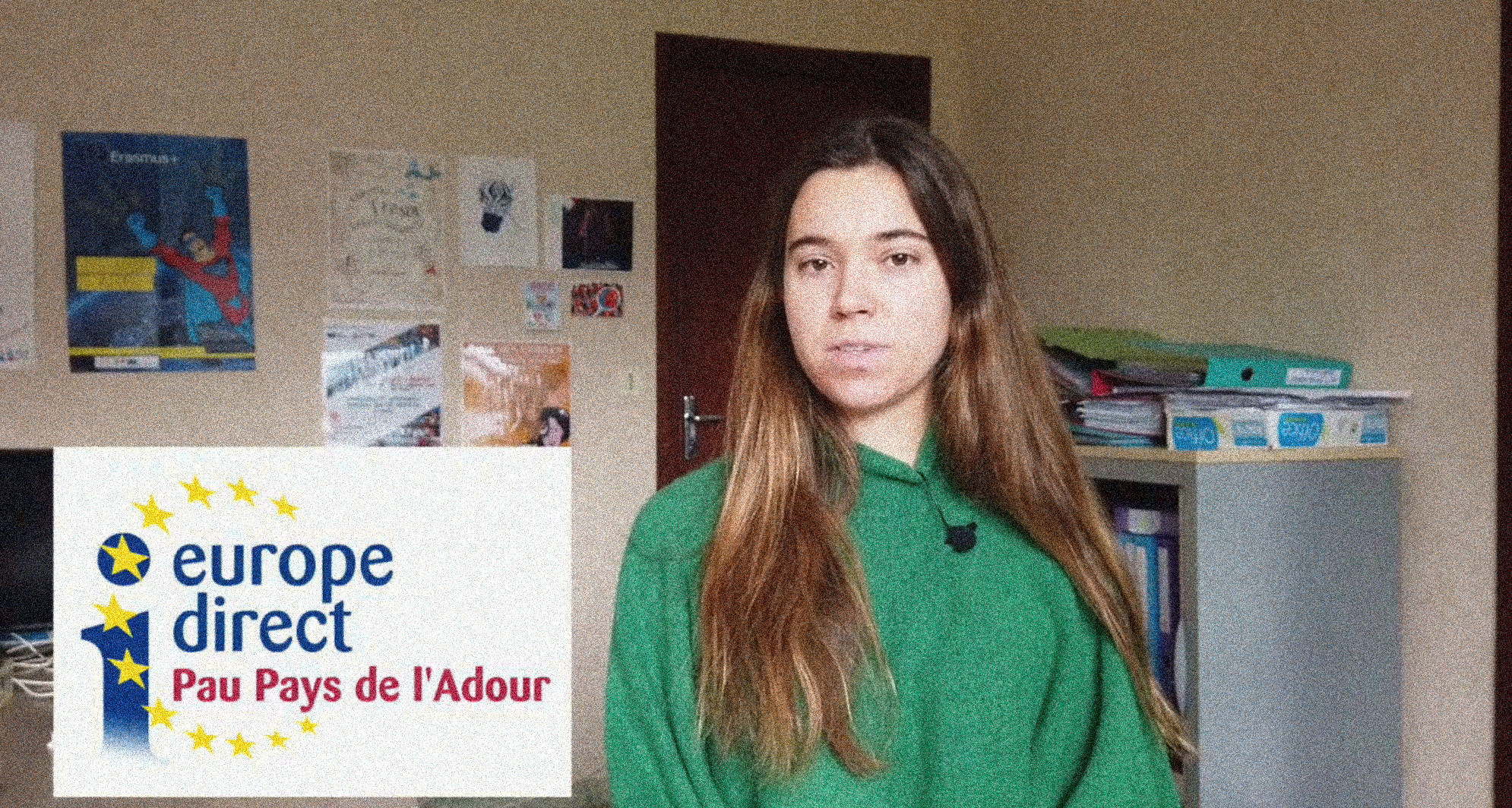 Carlota - Pistes Solidaires and Europe Direct