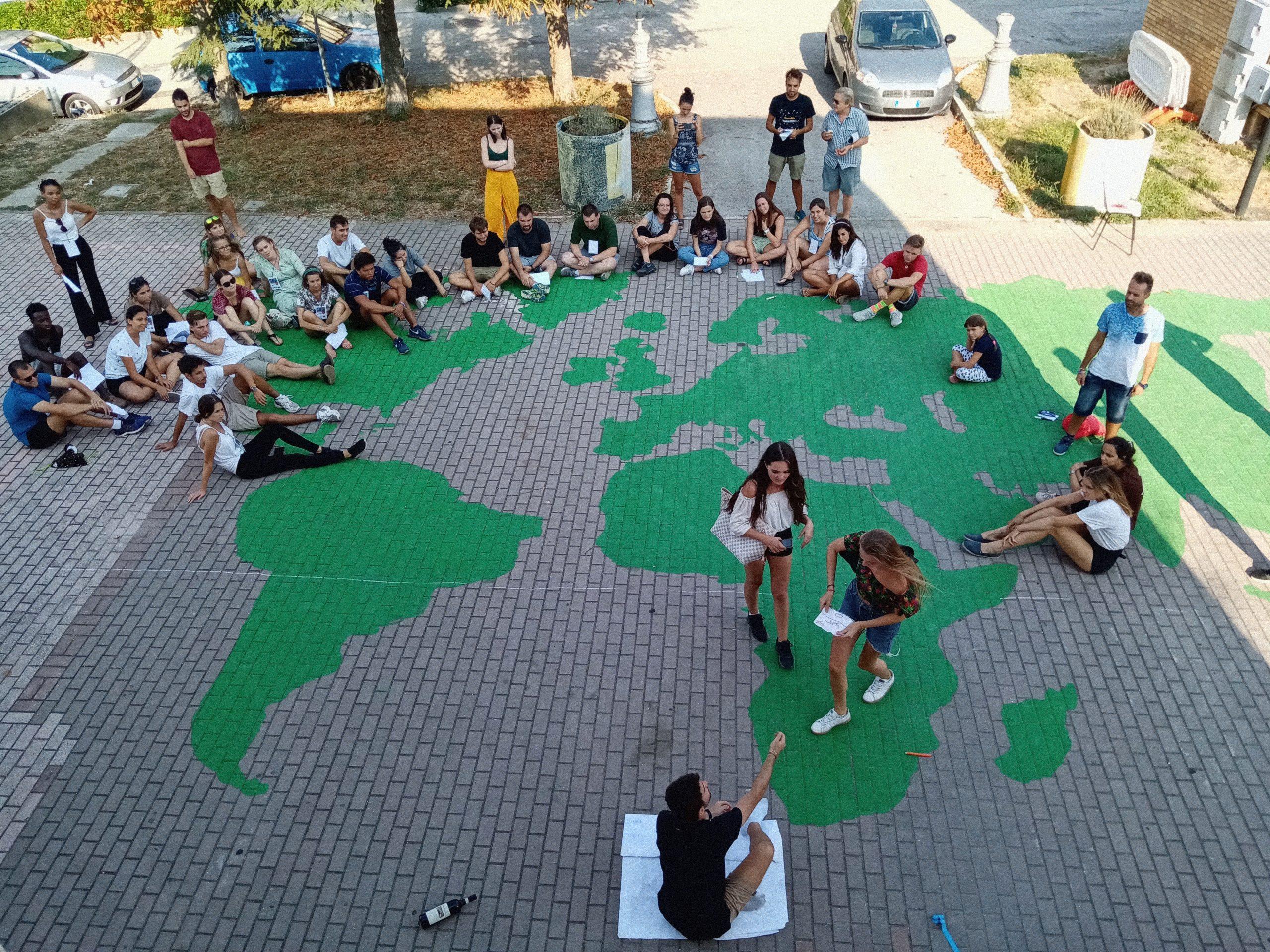 Volunteering abroad: reassuring, encouraging, transformation